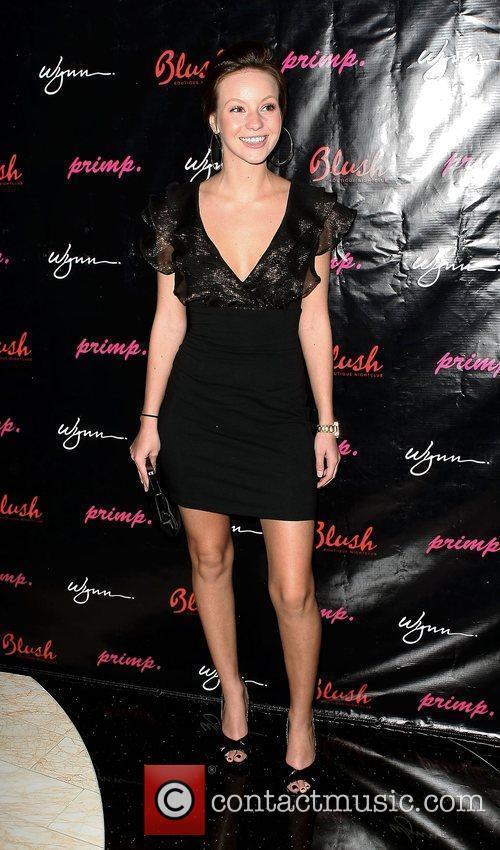 Samantha Droke Primp Clothing Party at Blush Nightclub...