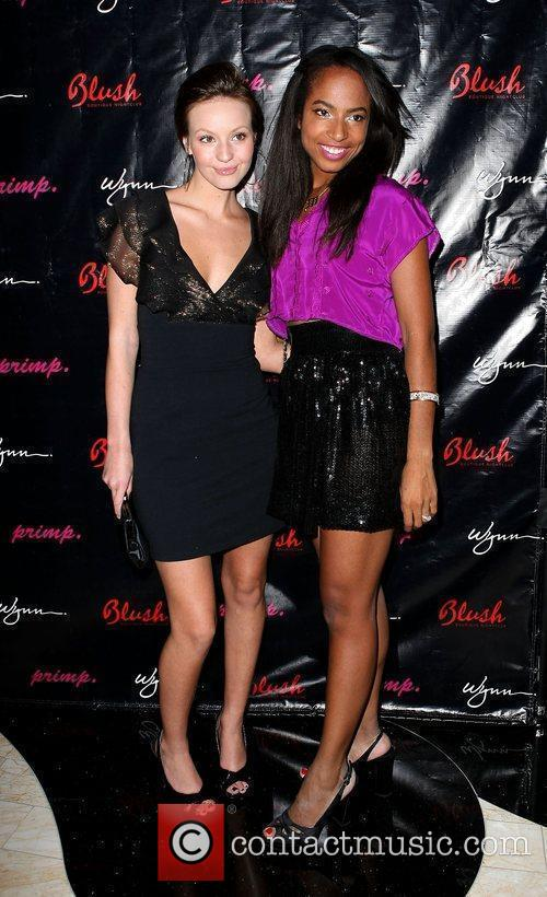 Samantha Droke and Wells Butler Primp Clothing Party...