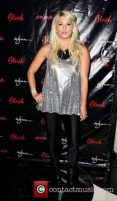Shayne Lamas Primp Clothing Party at Blush Nightclub...
