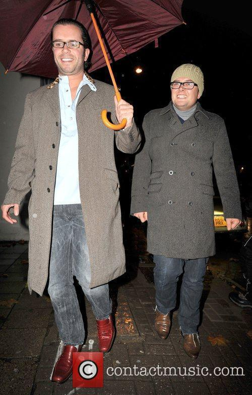 Alan Carr and guest The Prince's Rain Forest...