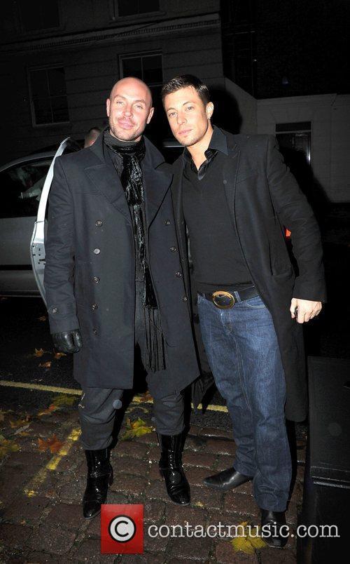 Brian Friedman and Duncan James The Prince's Rain...