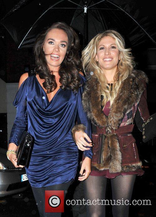 Tamara Ecclestone and Hofit Golan 2