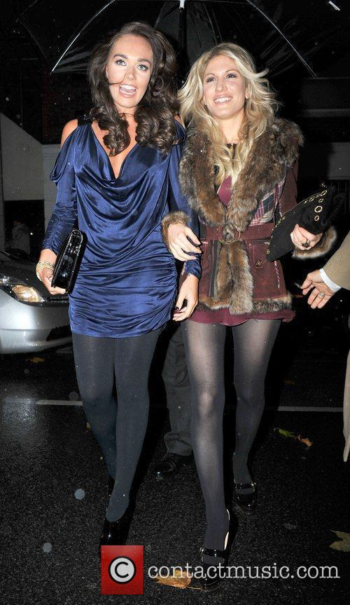 Tamara Ecclestone and Hofit Golan 3