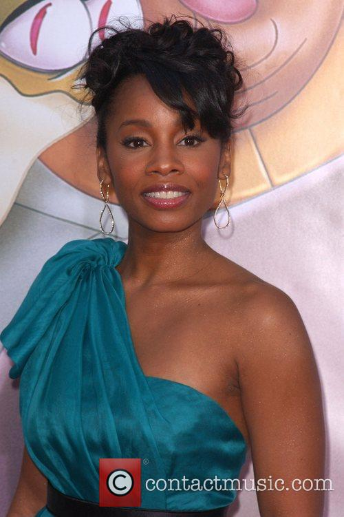 Anika Noni Rose and Walt Disney 4