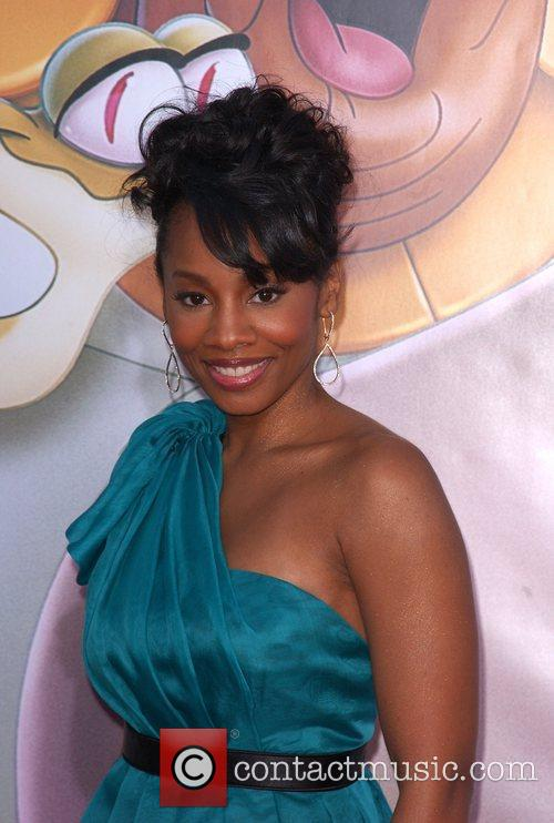 Anika Noni Rose and Walt Disney 1