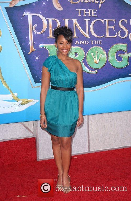 Anika Noni Rose and Walt Disney 3