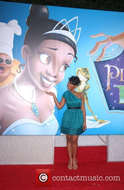 Anika Noni Rose and Walt Disney 2