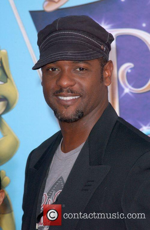 Blair Underwood 'The Princess And The Frog' premiere...
