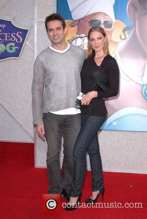 Bruno Campos 'The Princess And The Frog' premiere...