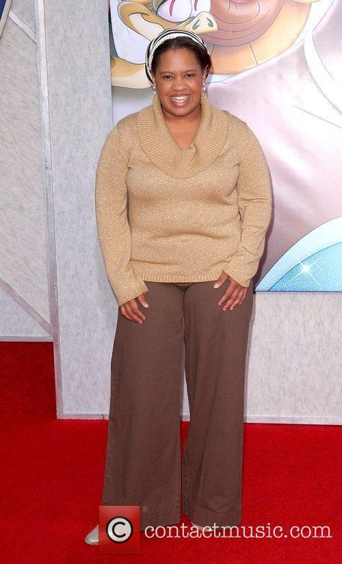 Chandra Wilson 'The Princess And The Frog' premiere...