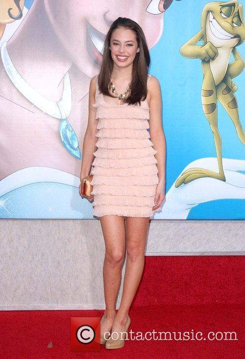 Chloe Bridges and Walt Disney 1