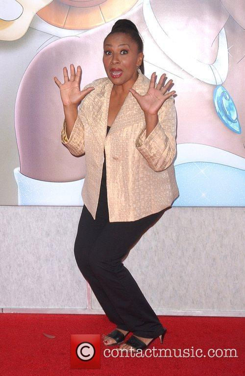 Jenifer Lewis 'The Princess And The Frog' premiere...