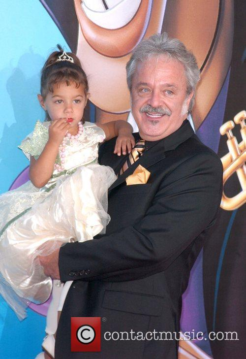 Jim Cummings 'The Princess And The Frog' premiere...