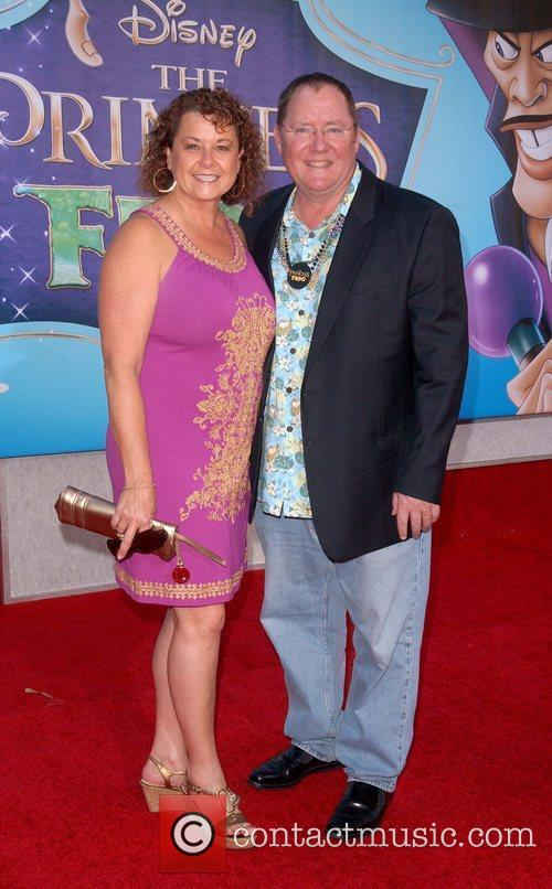 John Lasseter 'The Princess And The Frog' premiere...
