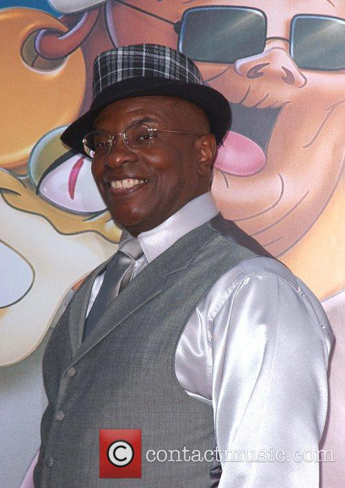 Keith David 'The Princess And The Frog' premiere...