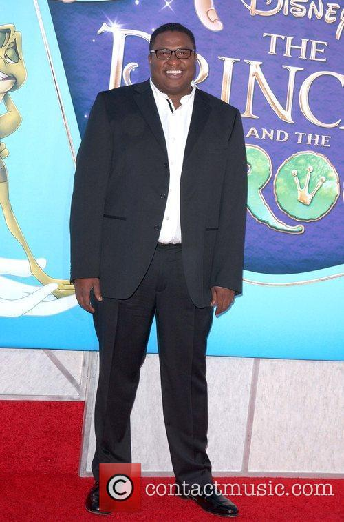 Michael-Leon Wooley 'The Princess And The Frog' premiere...