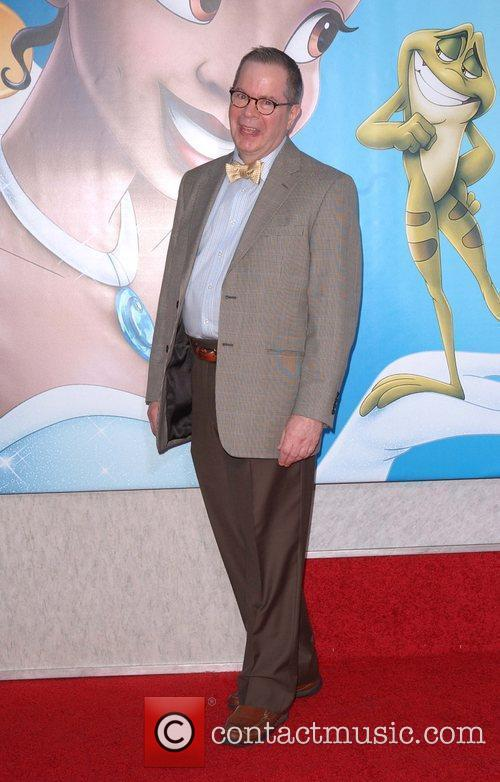 'The Princess And The Frog' premiere at Walt...
