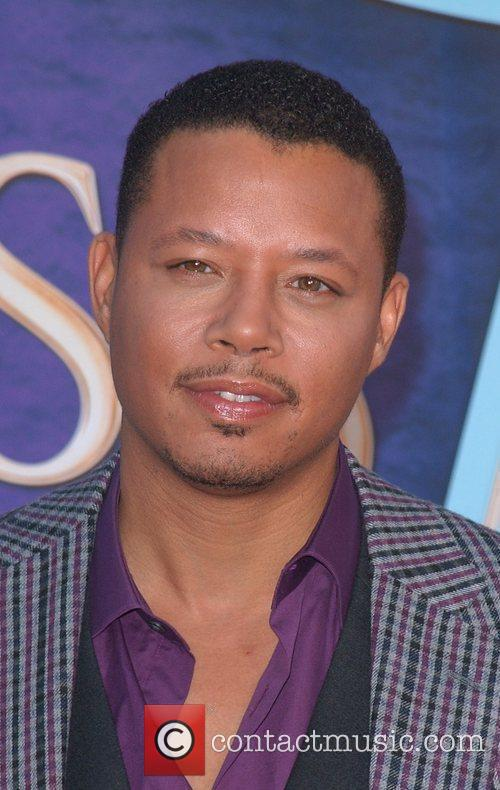 Terrence Howard 'The Princess And The Frog' premiere...