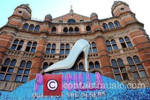 Photocall to celebrate the musical 'Priscilla Queen of...