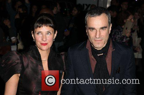 Actor Daniel Day-Lewis and Guest The Cinema Society...