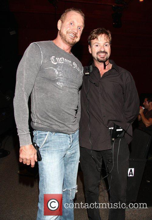 Diamond Dallas Page and Howard Fine