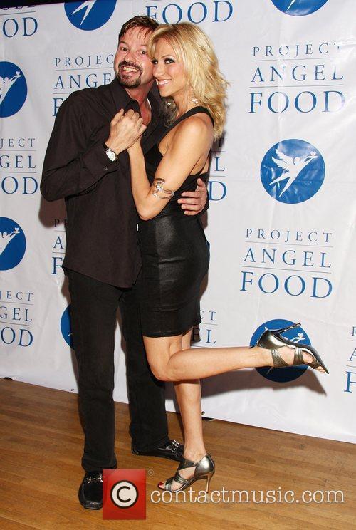 Howard Fine and Deborah Gibson The 5th Annual...