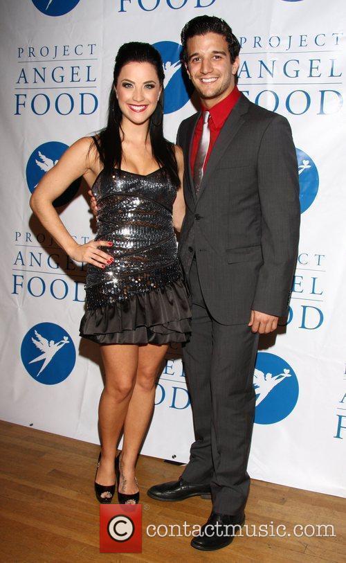 Joanna Pacitti and Mark Ballas The 5th Annual...