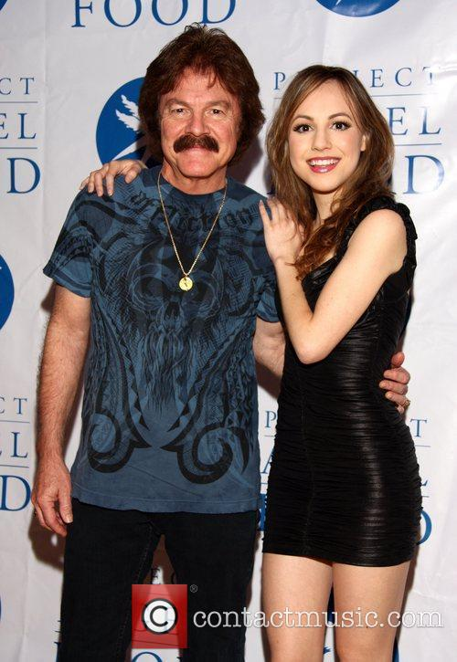 Tom Johnston and daughter Lara Johnston The 5th...