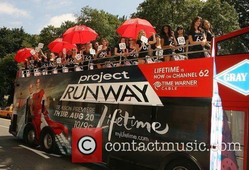 Runway' gather on 62nd Street to mark Lifetime...