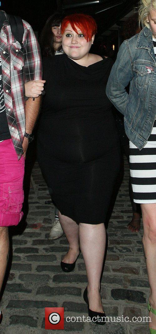 Beth Ditto at Proud Galleries London