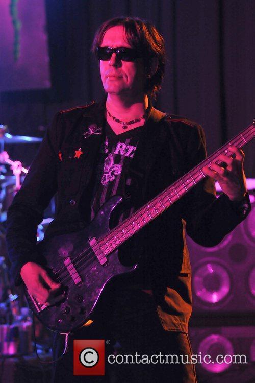 Tim Butler  Psychedelic Furs perform at Revolution...