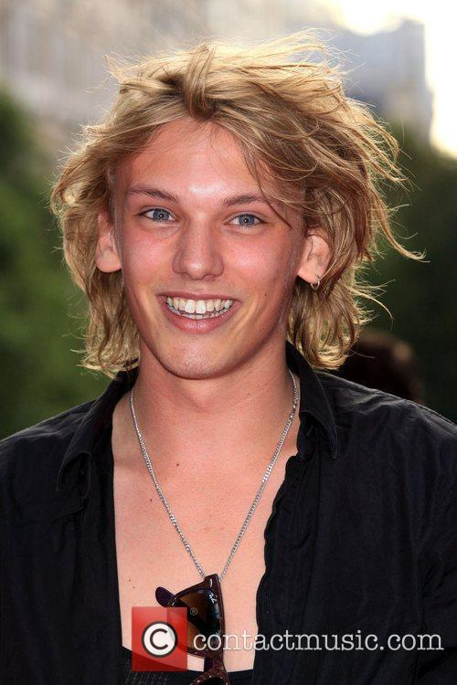 Jamie Campbell Bower and Empire Leicester Square 3