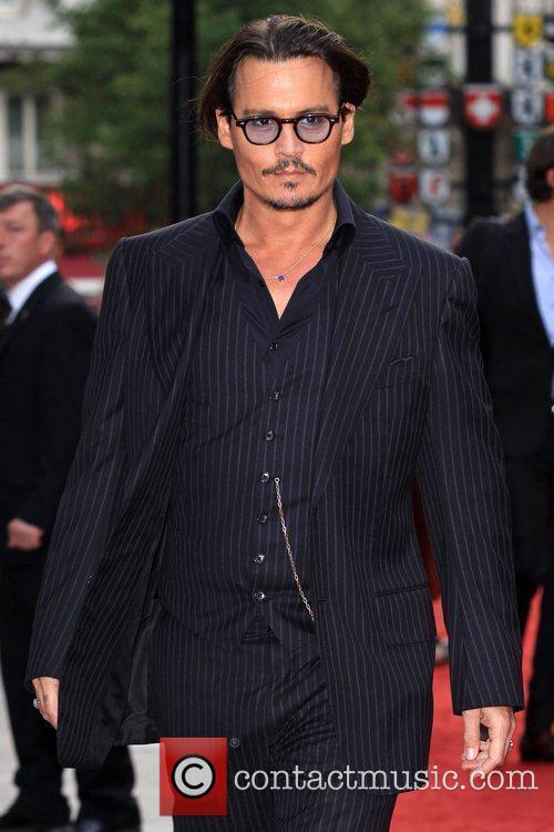 Johnny Depp and Empire Leicester Square 3