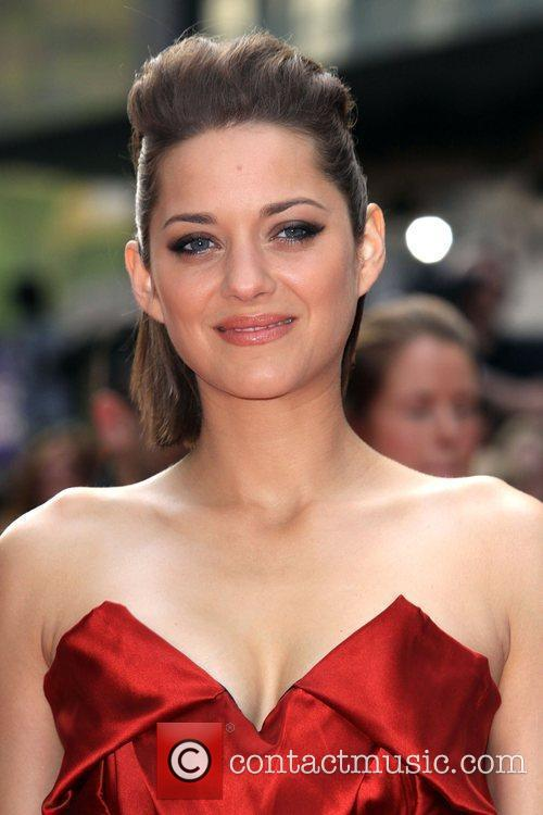 Marion Cotillard and Empire Leicester Square 4
