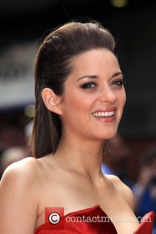 Marion Cotillard and Empire Leicester Square 3