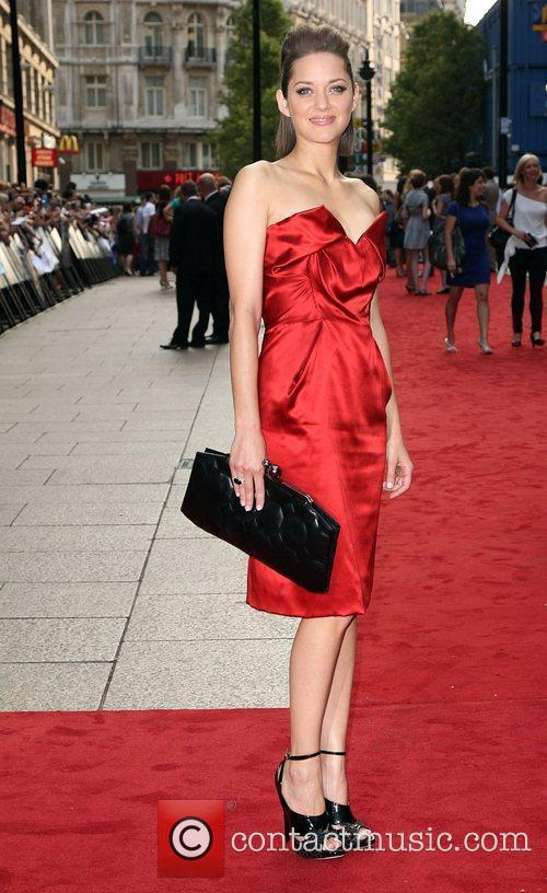 Marion Cotillard and Empire Leicester Square 7