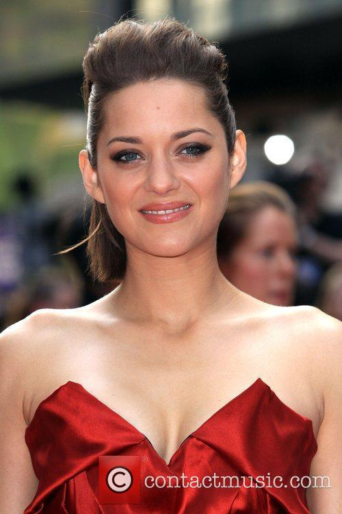 Marion Cotillard and Empire Leicester Square 6