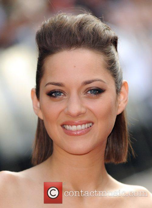 Marion Cotillard and Empire Leicester Square 2