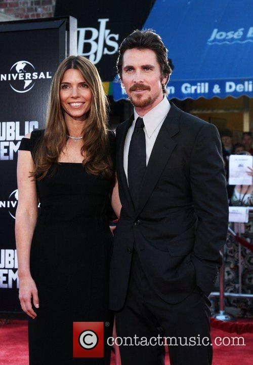 Christian Bale, Sibi Blazic and Los Angeles Film Festival 1