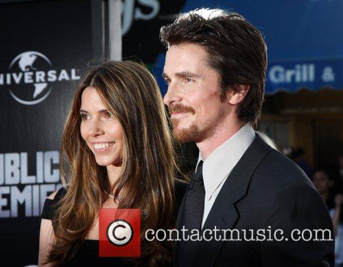 Christian Bale, Sibi Blazic and Los Angeles Film Festival 5