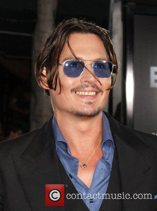 Johnny Depp and Los Angeles Film Festival 12