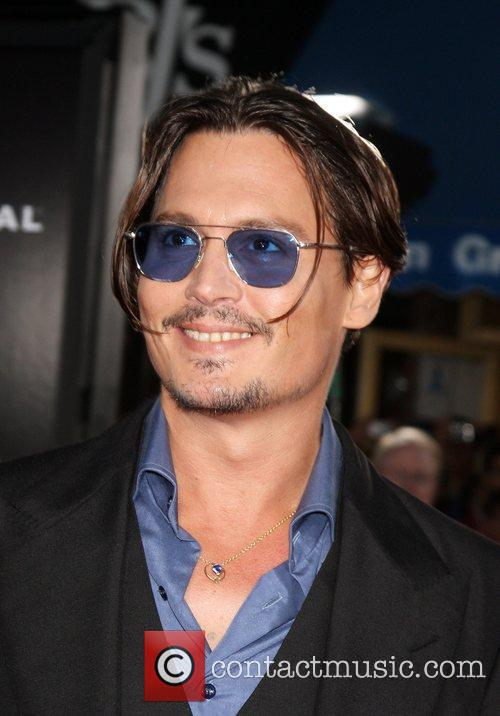 Johnny Depp and Los Angeles Film Festival