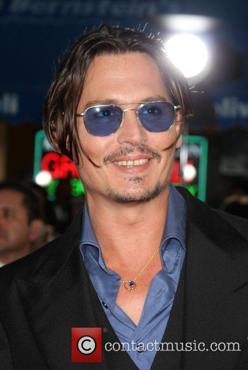 Johnny Depp and Los Angeles Film Festival 11