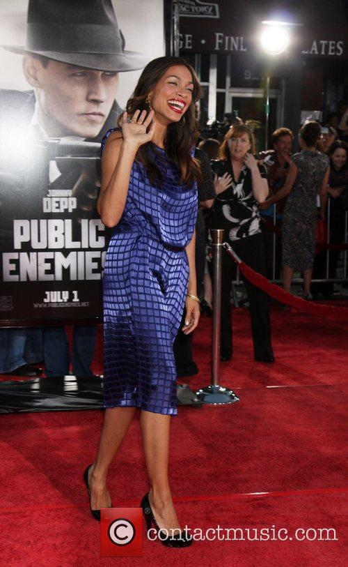 Rosario Dawson and Los Angeles Film Festival 2
