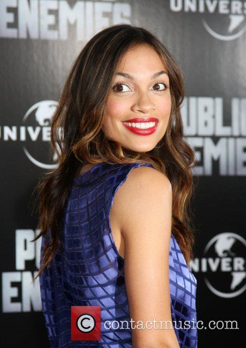 Rosario Dawson and Los Angeles Film Festival 3