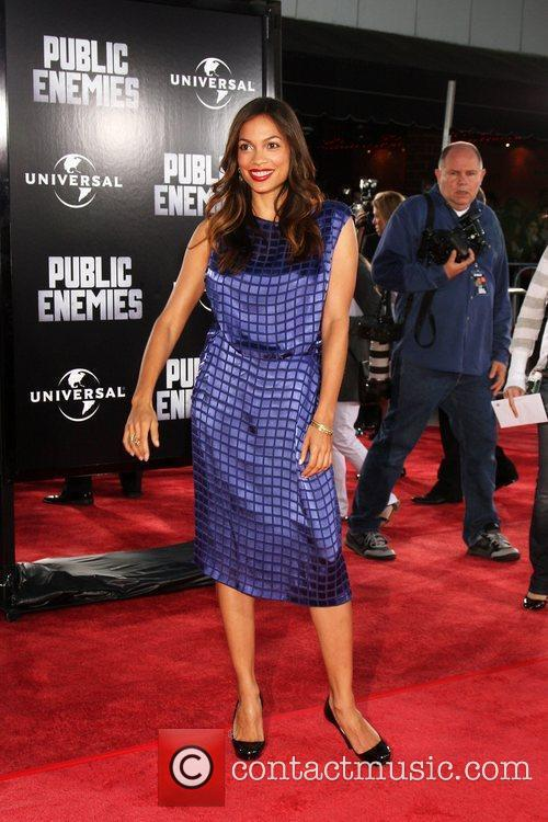 Rosario Dawson and Los Angeles Film Festival 5