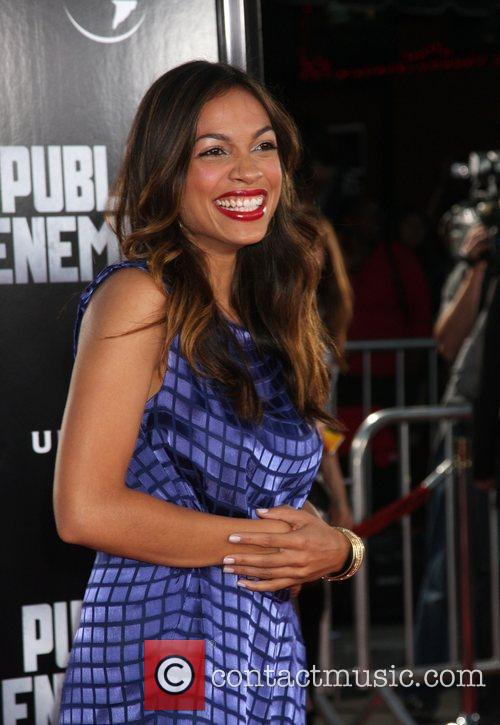 Rosario Dawson and Los Angeles Film Festival 4