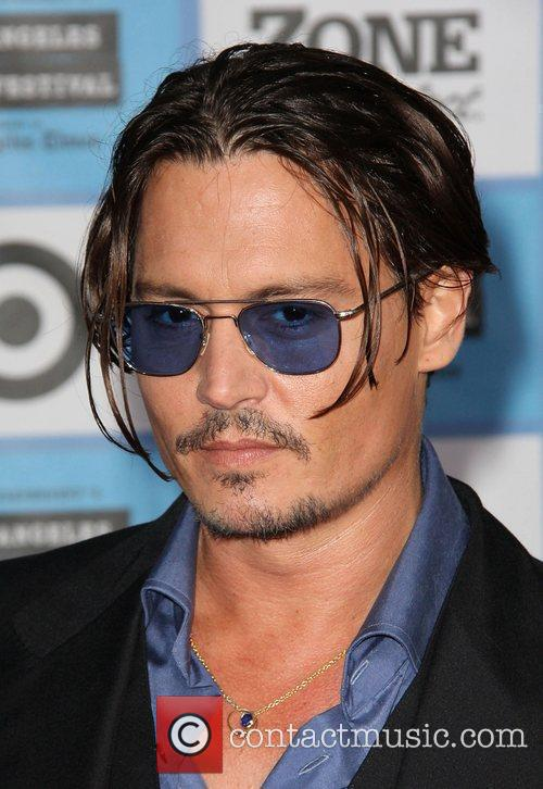 Johnny Depp and Los Angeles Film Festival 2