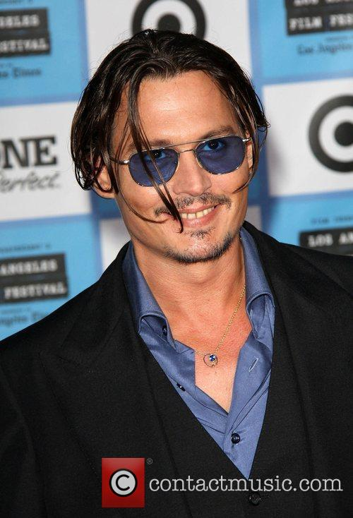 Johnny Depp and Los Angeles Film Festival 3