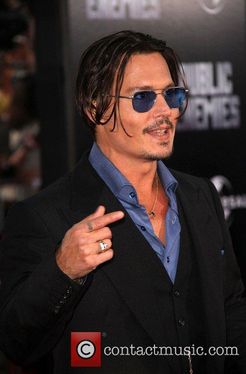 Johnny Depp and Los Angeles Film Festival 9